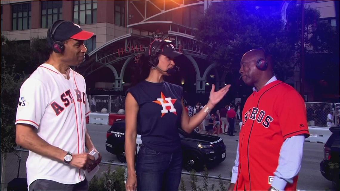 Houston Mayor Sylvester Turner makes his World Series prediction