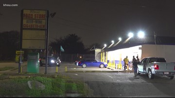 Man shot to death while trying to defend his girlfriend during fight on Houston's north side