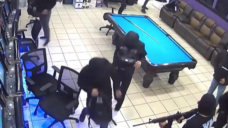 Bombay Robbery Belfort