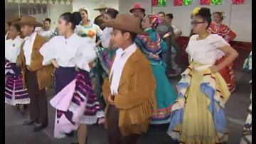 This Houston dance school is dedicated to the art of folklorico, flamenco and much more