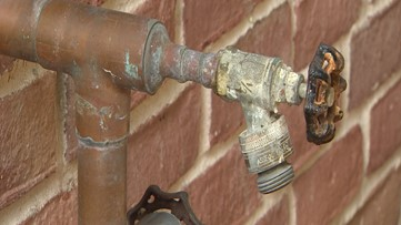 Protecting pipes prevents problems from popping up during cold snap