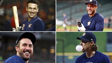 Don't press your luck: Some Houston Astros are very superstitious