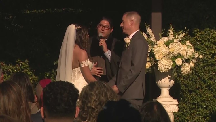 Wedding tips for couples who had to cancel because of COVID
