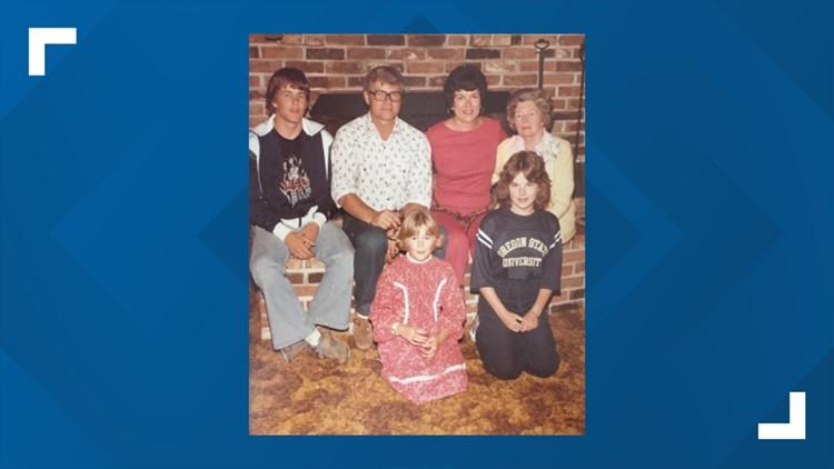 Scott Henry immediate family