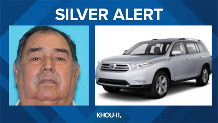 79-year-old Katy man with 'cognitive impairment' who went missing has been found