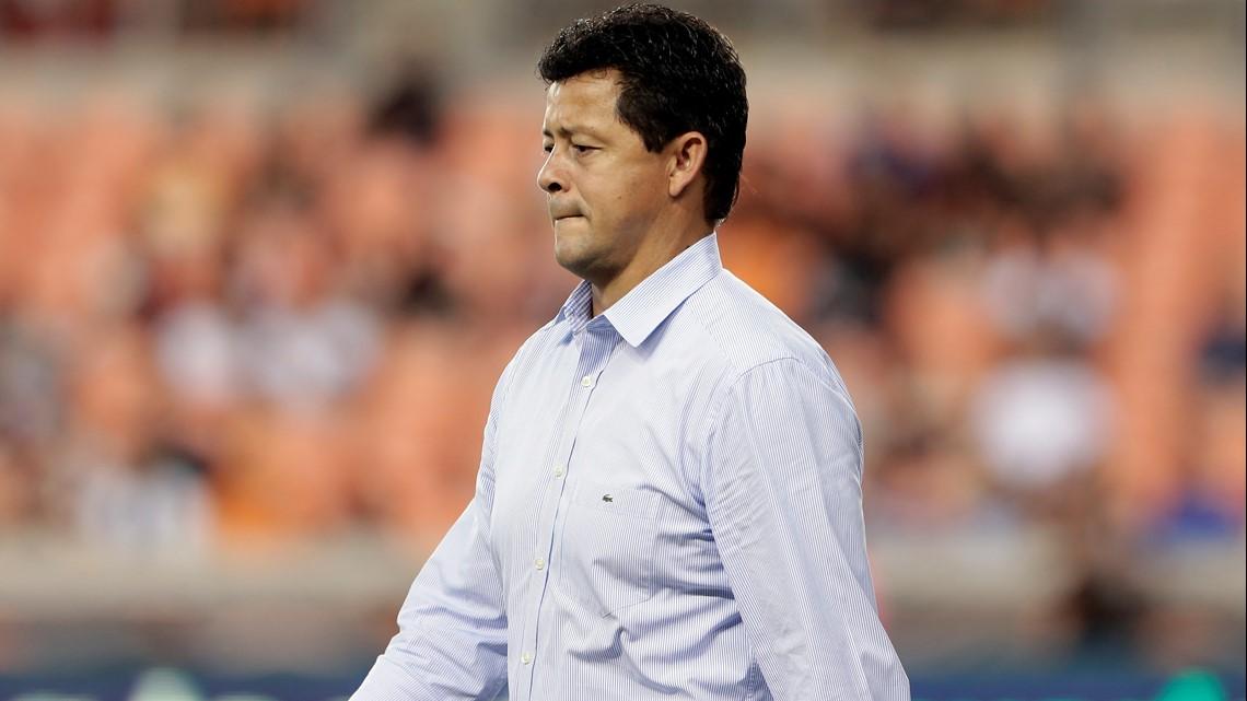 Houston Dynamo part ways with head coach Wilmer Cabrera