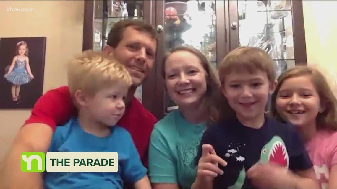 Heroes Nextdoor: Celebrating acts of kindness across the Houston area, segment 7