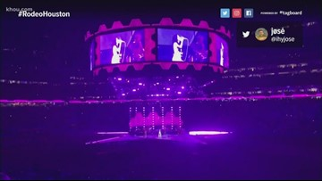 Kacey Musgraves channels Selena at RodeoHouston concert