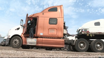 Fellow truckers offer jobs to those stranded after Celadon files bankruptcy