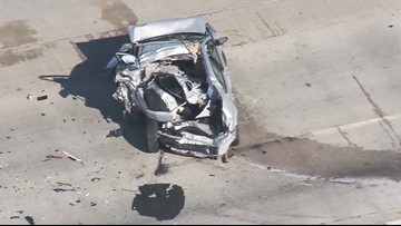 HPD: Horrific crash that killed two men started as a minor incident on 610 South Loop