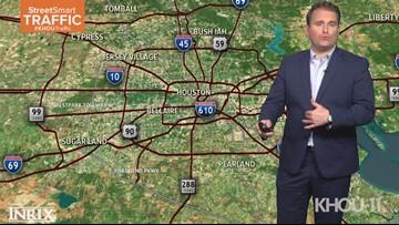 Houston traffic alerts for President Bush's funeral Wednesday and Thursday