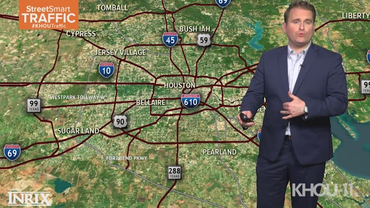 Houston Traffic Alerts For President Bush S Funeral Wednesday And