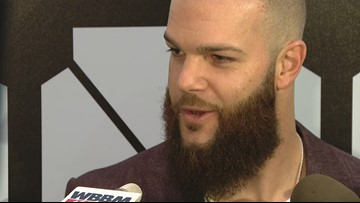 Former Astros pitcher Dallas Keuchel apologizes for 2017 sign stealing