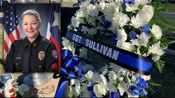 'She's going to be missed' | Nassau Bay officer described being a leader, highly-regarded in community