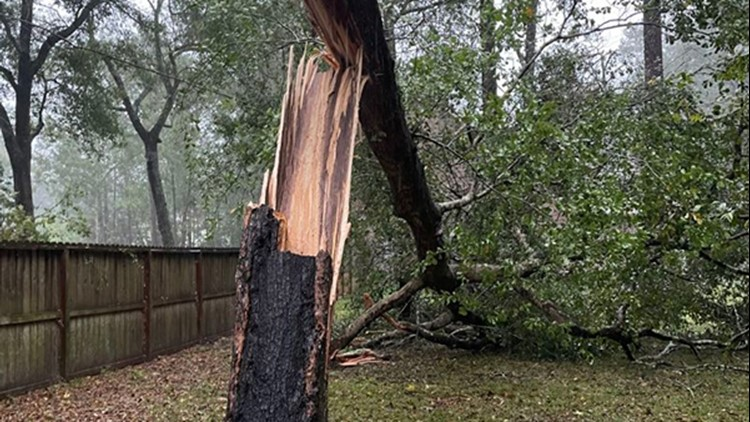 Morning storms, tornadoes  cause damage in Houston area, Southeast Texas