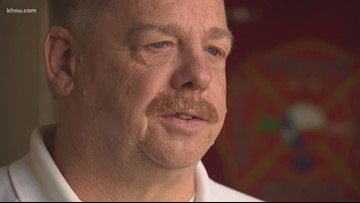 Fire chief in Fort Bend County fighting cancer again