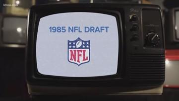 Strange but true: Oilers threatened to halt 1985 NFL Draft