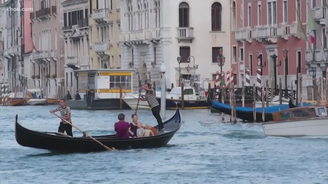 Moment of Zen: A trip to Venice, Italy