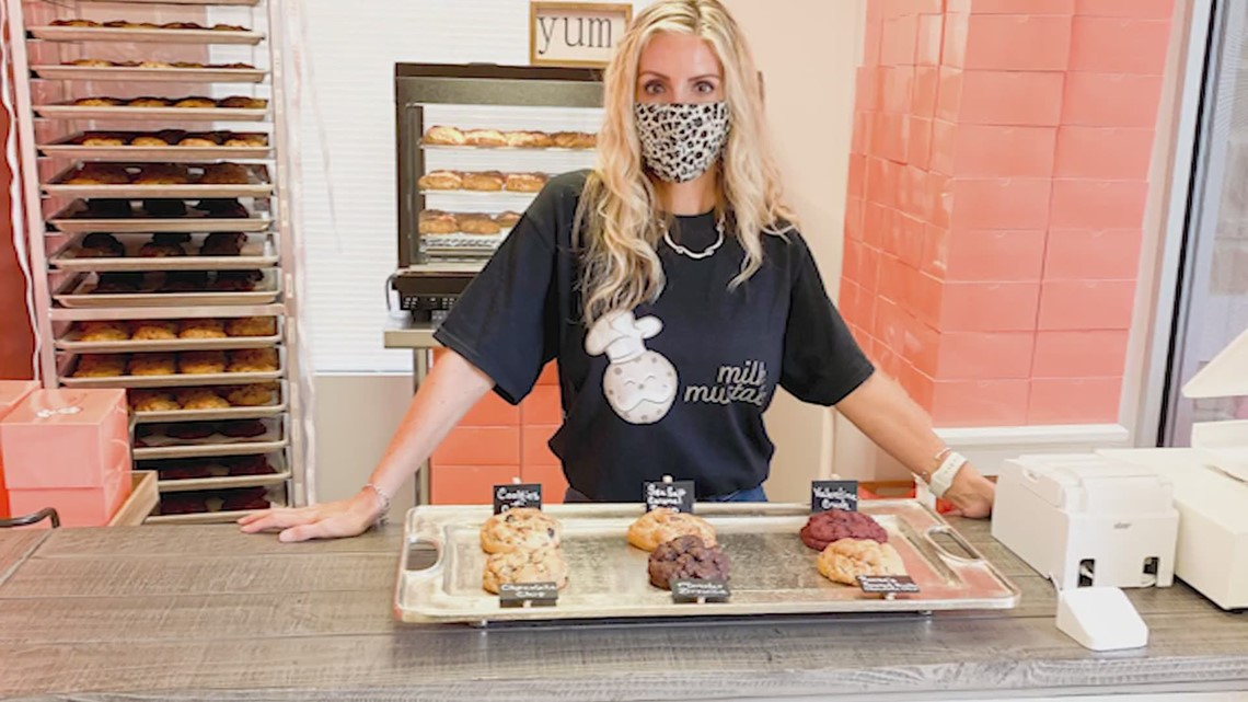 Cypress mom taking her brand-new cookie company nationwide