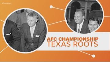AFC Championship Game has plenty of Texas ties