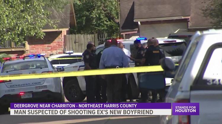 Man accused of shooting, killing ex-girlfriend's new boyfriend