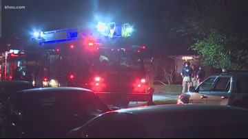 Man Dies In House Fire SW Houston