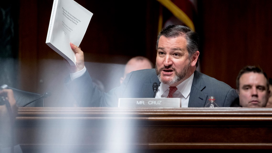 Cruz calls on Congress to make schools safer in wake of Santa Fe shooting