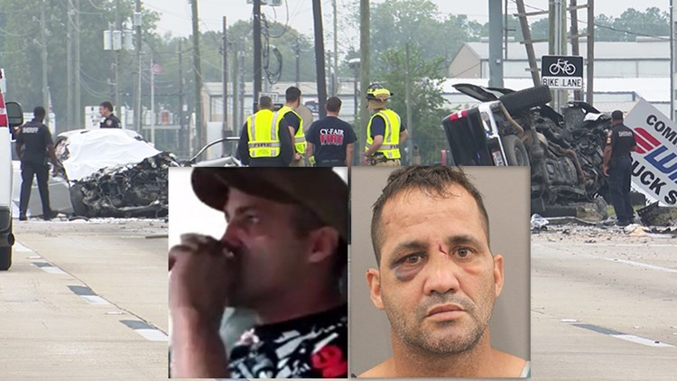 DA: Reward offered in search for DWI suspect who filmed himself drinking before crash that killed 3