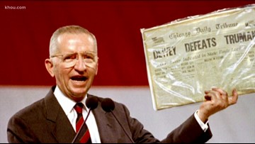 Verify: Did Ross Perot donate to President Donald Trump's campaign?