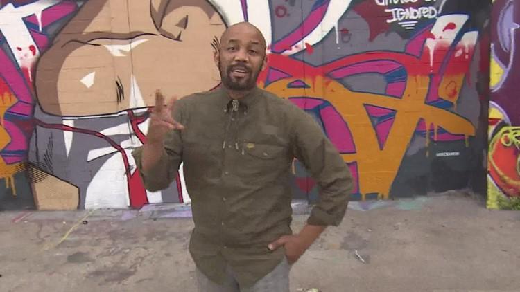 Houston's Poet Laureate Outspoken Bean in his own words