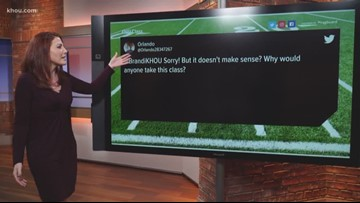 Trending in HTown: Fans react to Texans, Rice course on how to run an NFL franchise