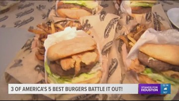 Neighborhood Eats: Battle of the Burgers