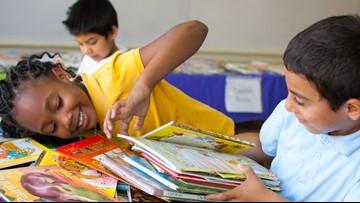 KHOU 11 Turn The Page Literacy Initiative