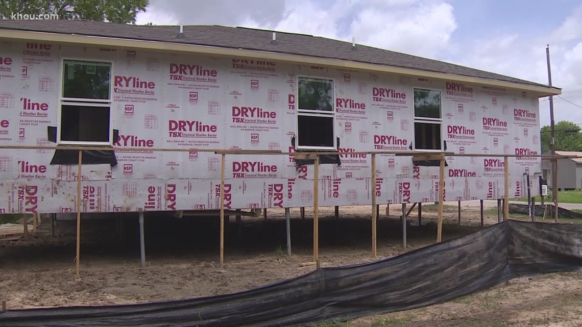 3 years after Harvey: Changes lead to delay in rebuilding of Betzabe Gomez's family home