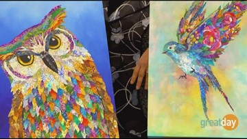 Bayou City Art Festival Downtown takes place this weekend