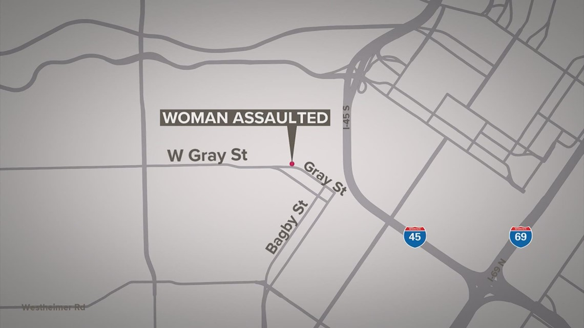 Man pretending to be HPD officer sexually assaults woman near Midtown, police say