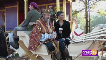 What you don't want to miss at The Renaissance Festival