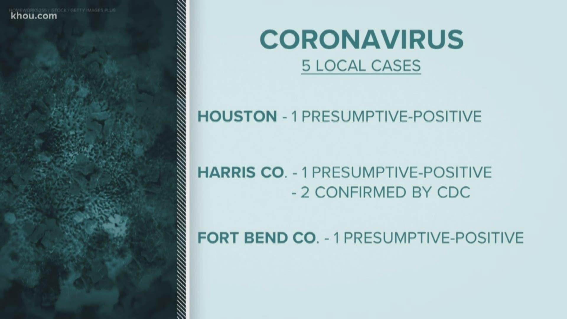 Coronavirus Patients In Houston Area Traveled Together To Egypt Khou Com