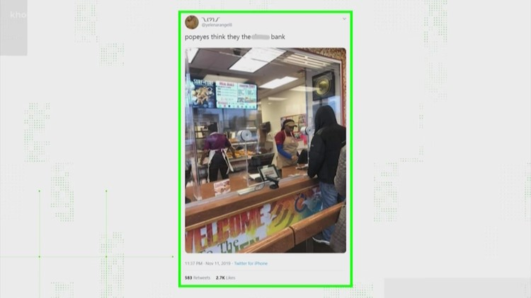 VERIFY: Popeyes adding safety dividers in restaurants?