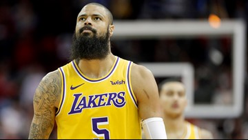 Reports: Rockets sign veteran Tyson Chandler to one-year deal