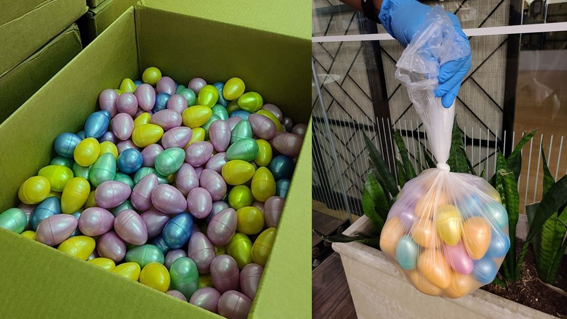 Lake Jackson giving away 15,000 candy-filled eggs due to canceled hunt