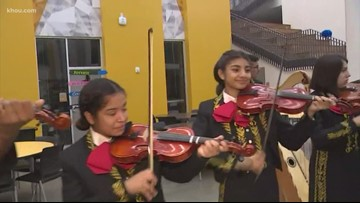 A new mariachi band is coming to University of Houston this fall!
