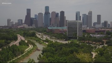 Democratic primary front-runners make stop in Houston