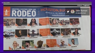 Tickets to Houston Livestock Show and Rodeo concerts are on sale