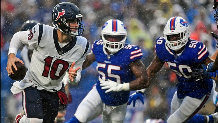 Bills pour it on in 40-0 shutout win over Houston