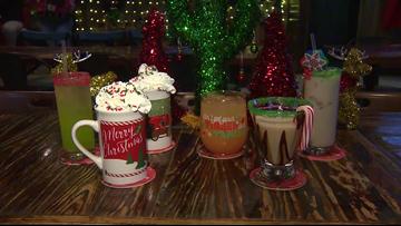 'Santa's Tavern' takes over Houston pub