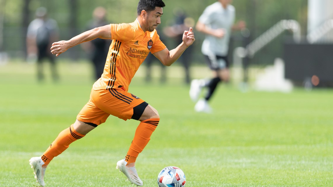 Houston Dynamo faces off against San Jose Earthquakes in season opener tonight — Watch on Quest 55