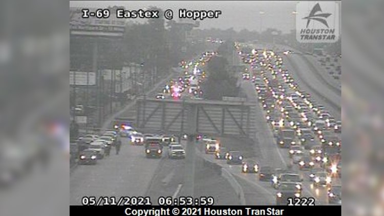 HCSO says suspect was not located after reported break-in at Eastex Freeway gun store