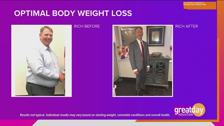 Optimal Body Weight Loss helps you drop pounds without fad diets