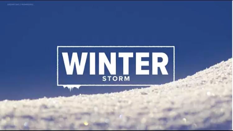 LIST: Ice on Houston-area roadways due to winter storm